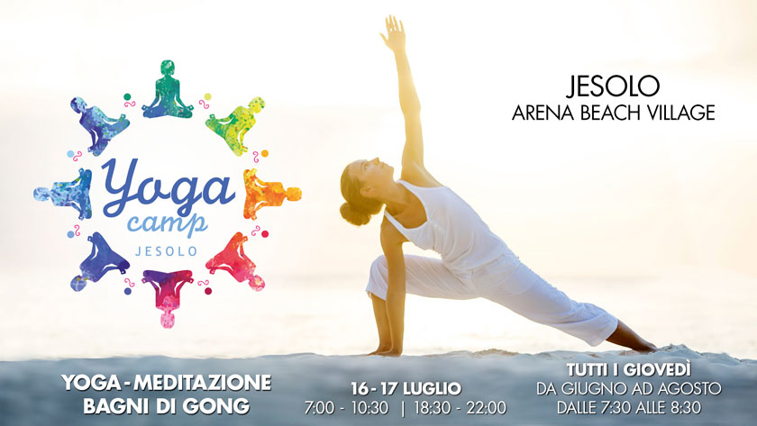 Jesolo Yoga Camp