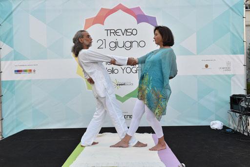 Vilma Marcon e Nello Tonetto - centro culturale Estrada