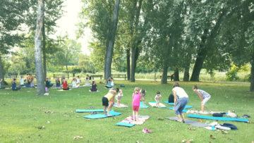 Yoga e natura