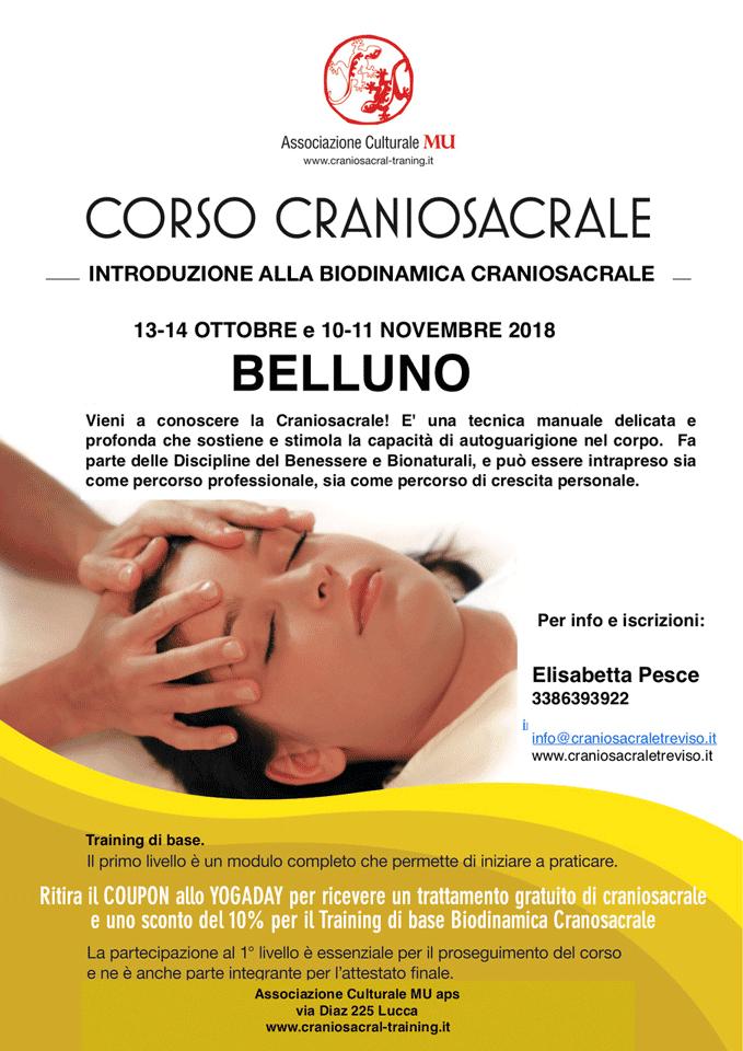 Training Biodinamica Craniosacrale @ Centro Larice