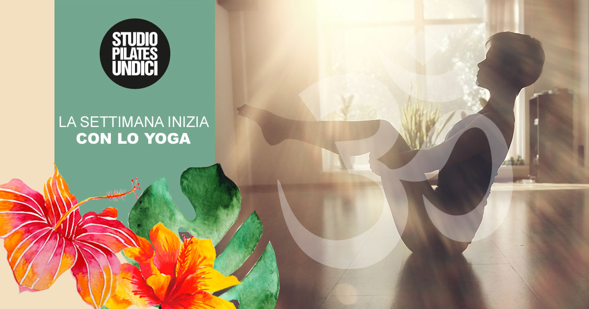 MORNING YOGA a Treviso @ Studio Pilates 11
