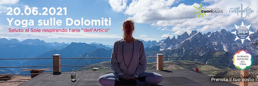 Yoga sulle Dolomiti Trevisoyogaday